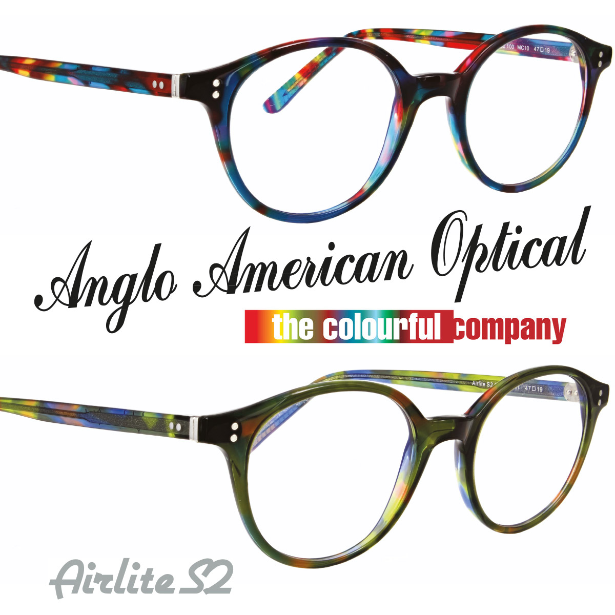 Anglo American Optical: the colourful company